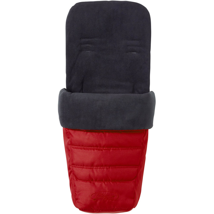 Baby Jogger Fußsack Select red