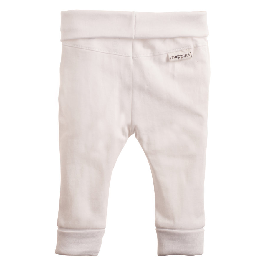 NOPPIES Newborn Pants weiß