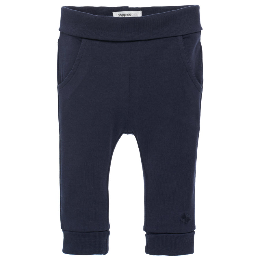 NOPPIES Newborn Broek navy