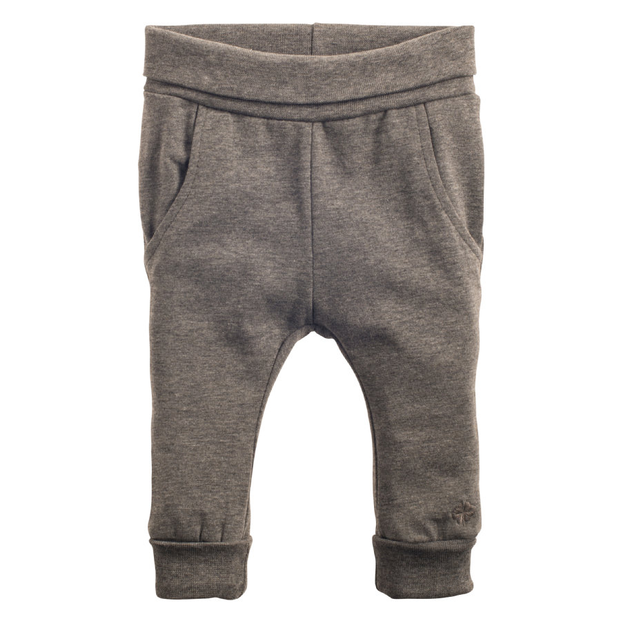 NOPPIES Newborn Pants grau