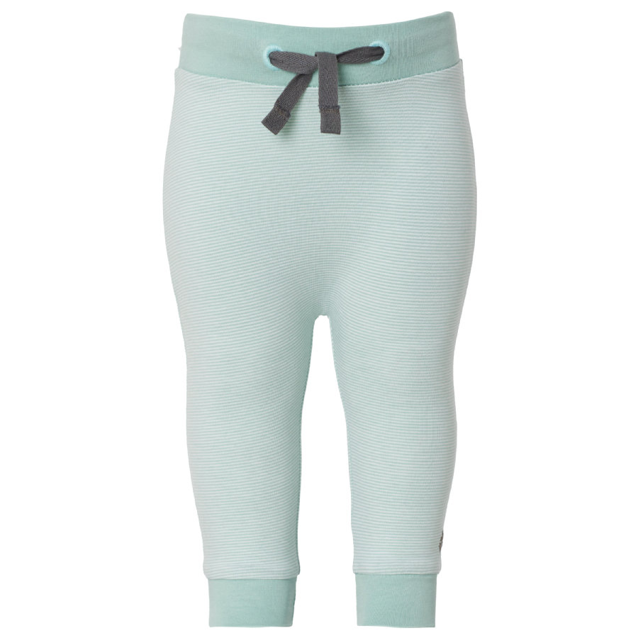 NOPPIES Newborn Pants mint grau