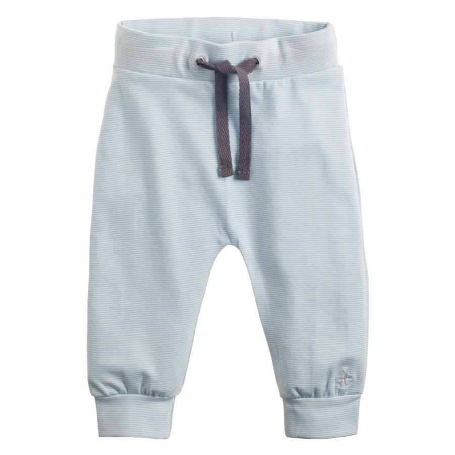NOPPIES Newborn Pants hellblau