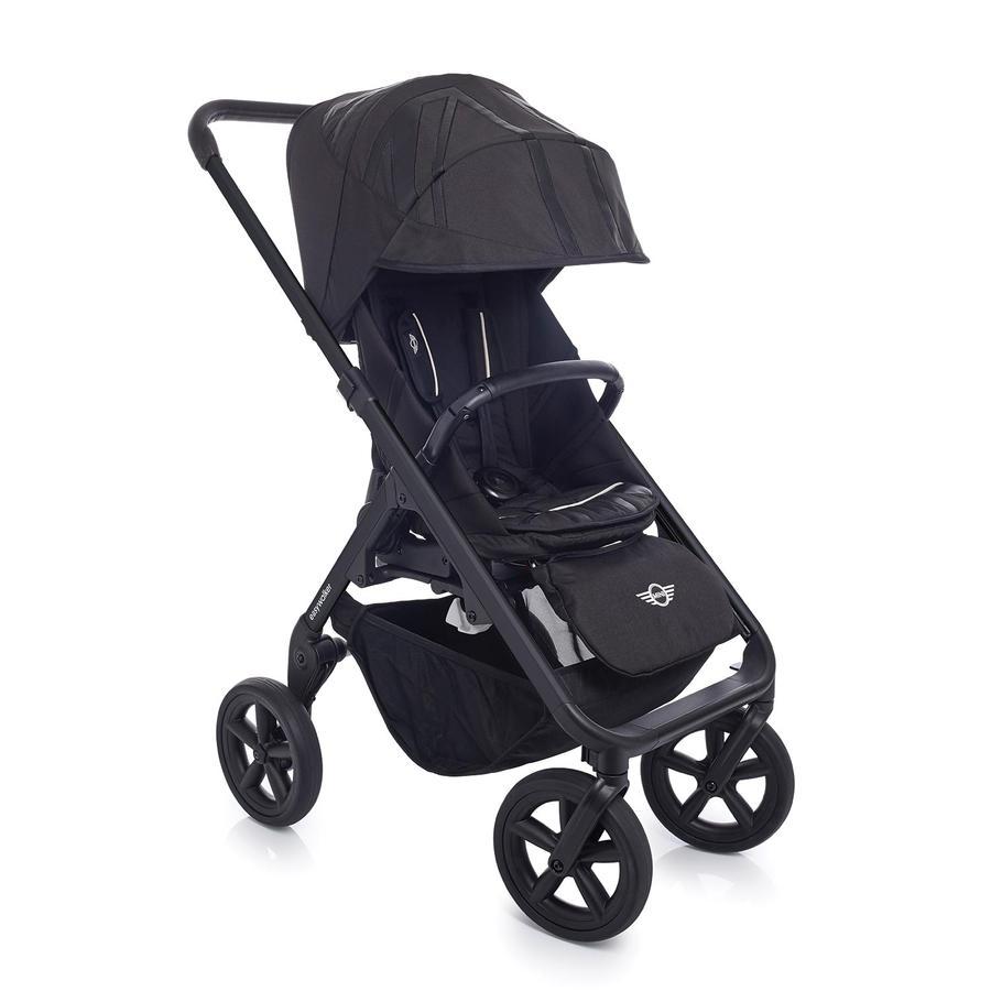 EASYWALKER MINI Buggy Black/black wheels