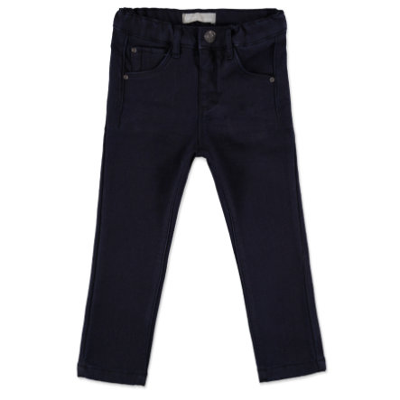 NAME IT Girls Mini Spodnie dżinsowe NITBLACKA dark blue denim