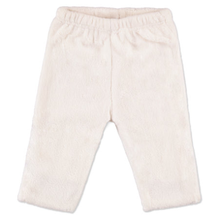 PINK OR BLUE Coralfleece kalhoty offwhite
