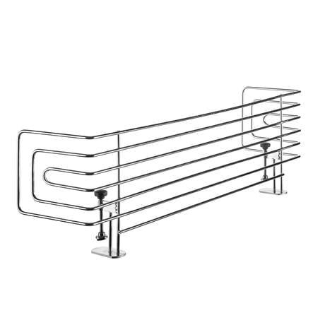 REER Protezione piano cottura in acciaio