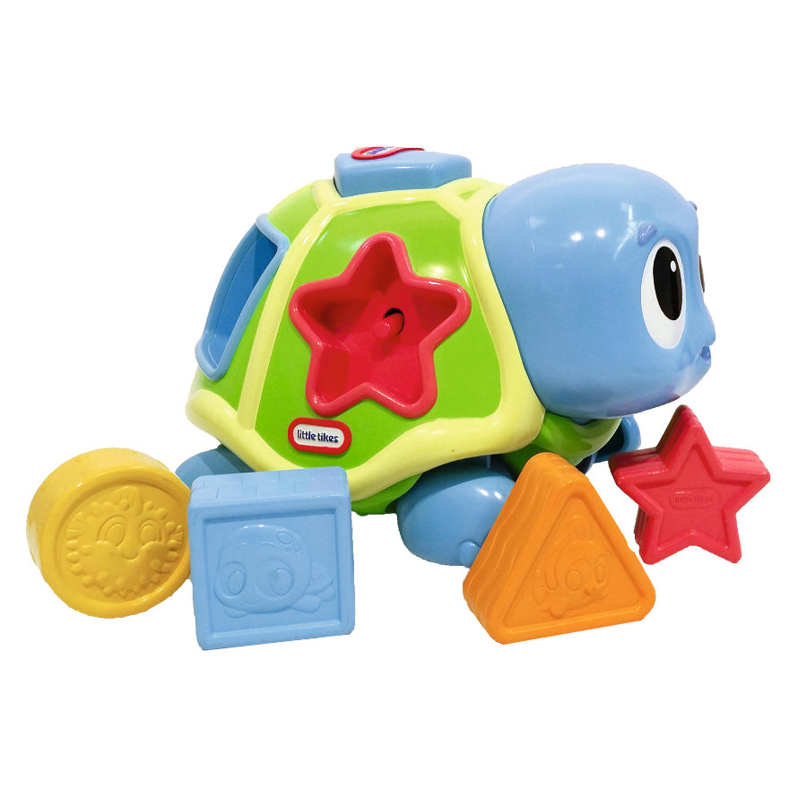 little tikes Lil' ocean explorers - Schnappi Skildpadde