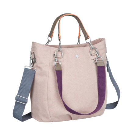 LÄSSIG Skötväska Green Label Mix 'n Match Bag rose