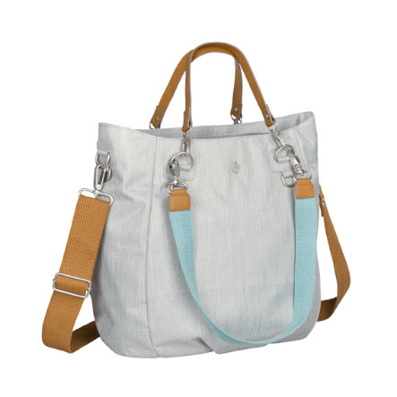 LÄSSIG Borsa fasciatoio Green Label Mix 'n Match Bag light grey