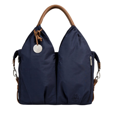 LÄSSIG Skötväska Glam Signature Bag navy