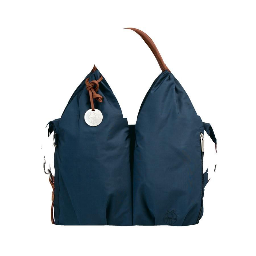 LÄSSIG Sac à langer Glam Signature Bag, bleu marine