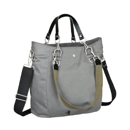 LÄSSIG Sac à langer Green Label Mix 'n Match Bag, anthracite