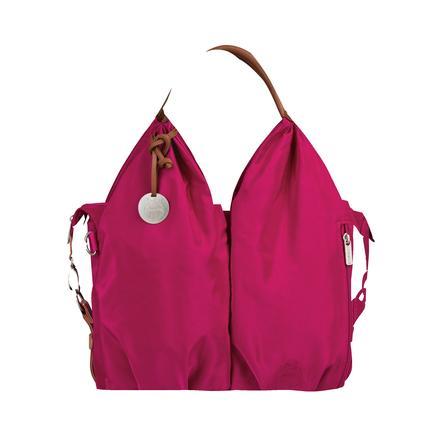 LÄSSIG Přebalovací taška Glam Signature Bag festival fuchsia