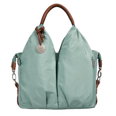 LÄSSIG Přebalovací taška Glam Signature Bag blue surf