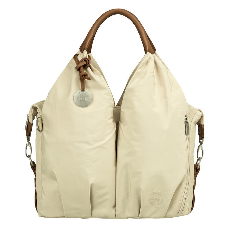 LÄSSIG Luiertas Glam Signature Bag sandshell