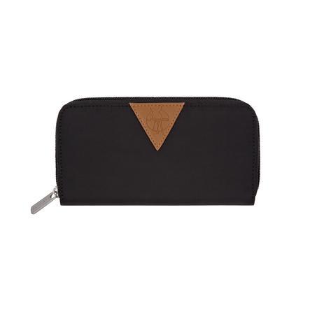LÄSSIG Peněženka Glam Signature Wallet black