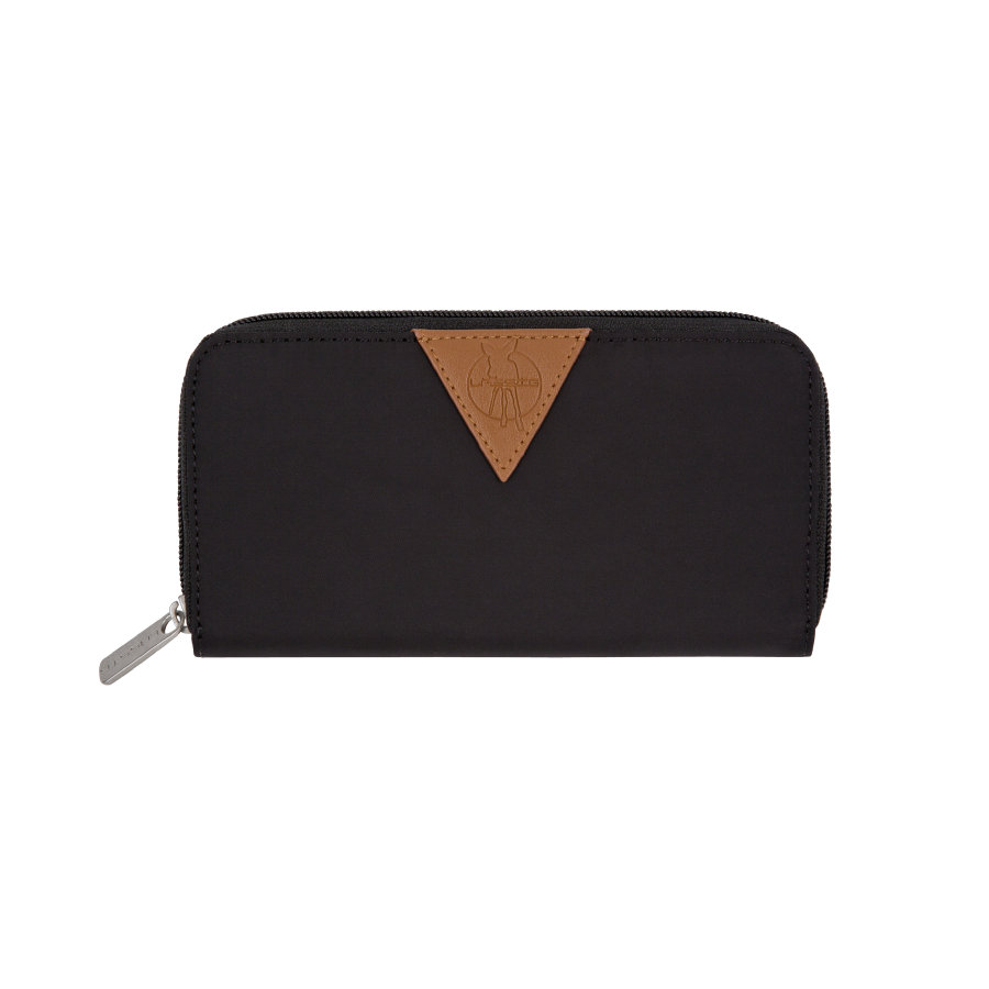 LÄSSIG Portemonnaie Glam Signature Wallet black