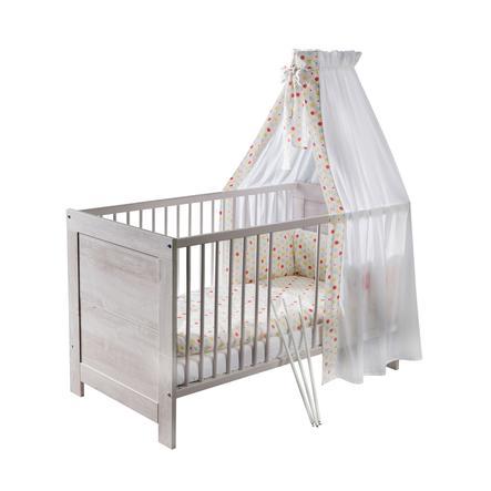 Schardt Kombi-Kinderbett Nordic Cascina 70 x 140 cm