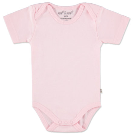 EBI & EBI Fairtrade Body kurzarm rosa
