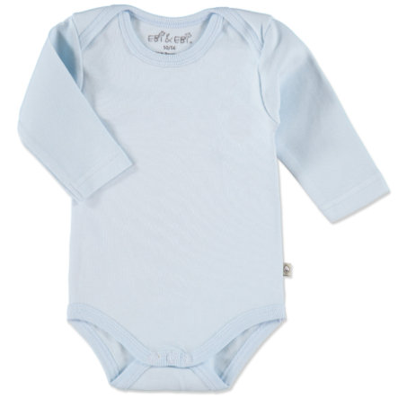 EBI & EBI Fairtrade Body langarm blau
