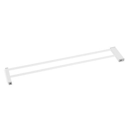 HAUCK Extensión de barrera para Trigger Lock, Deluxe Wood & Metal y Squeeze Handle Safety Gate (14cm)