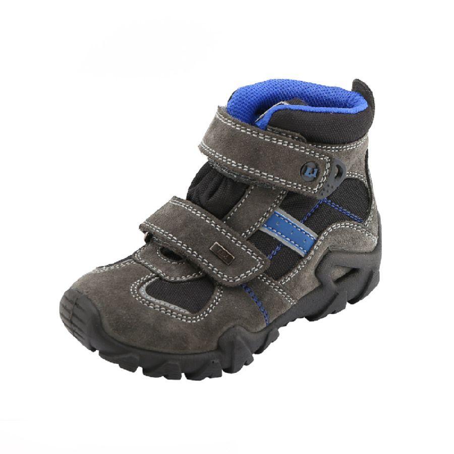 Lurchi Boys Scarpe MATS-TEX grey-blue