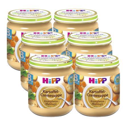 HiPP Kartoffel-Cremesuppe 6 x 200g