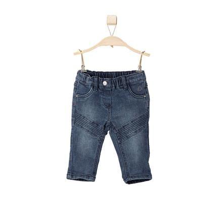 s.OLIVER Girl s Mini jeans blue denim