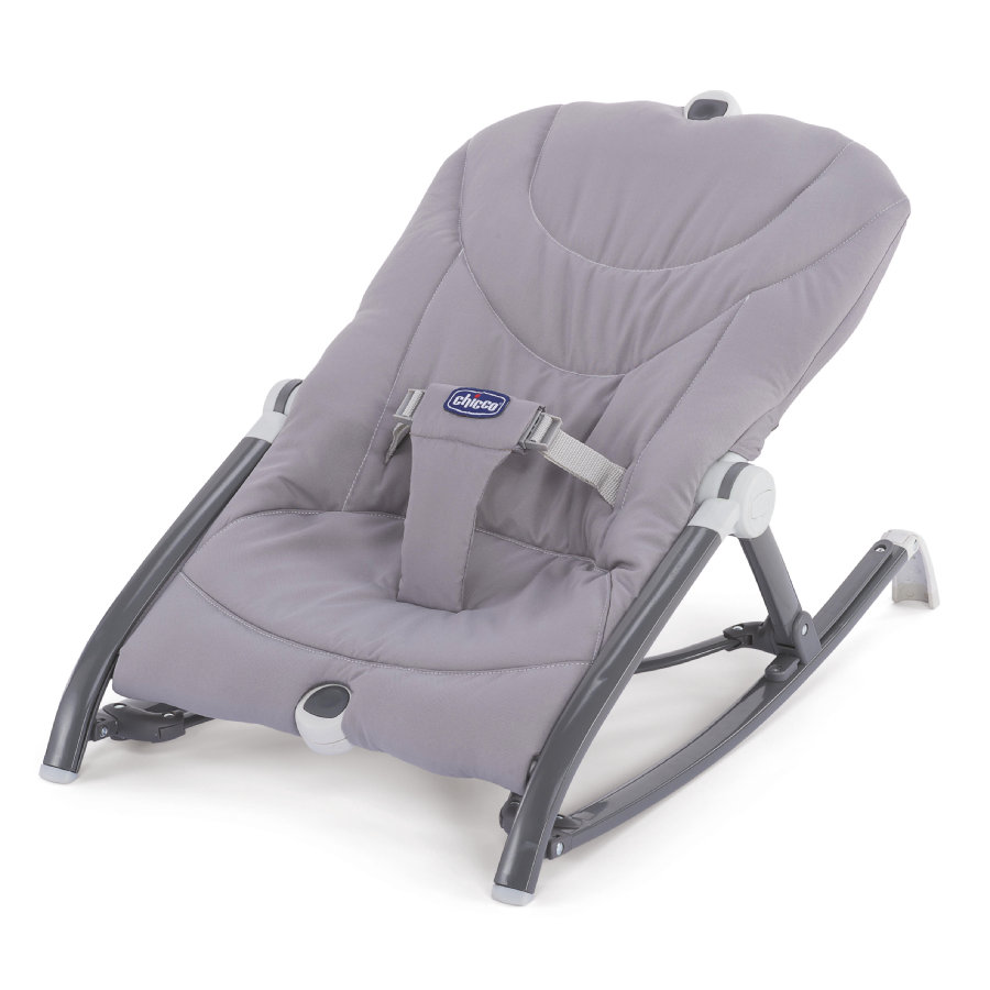 CHICCO Schaukelwippe Pocket Relax Grey