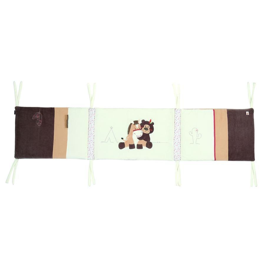 CANDIDE Tour de lit Indien, 60 x 120 et 70 x 140 cm