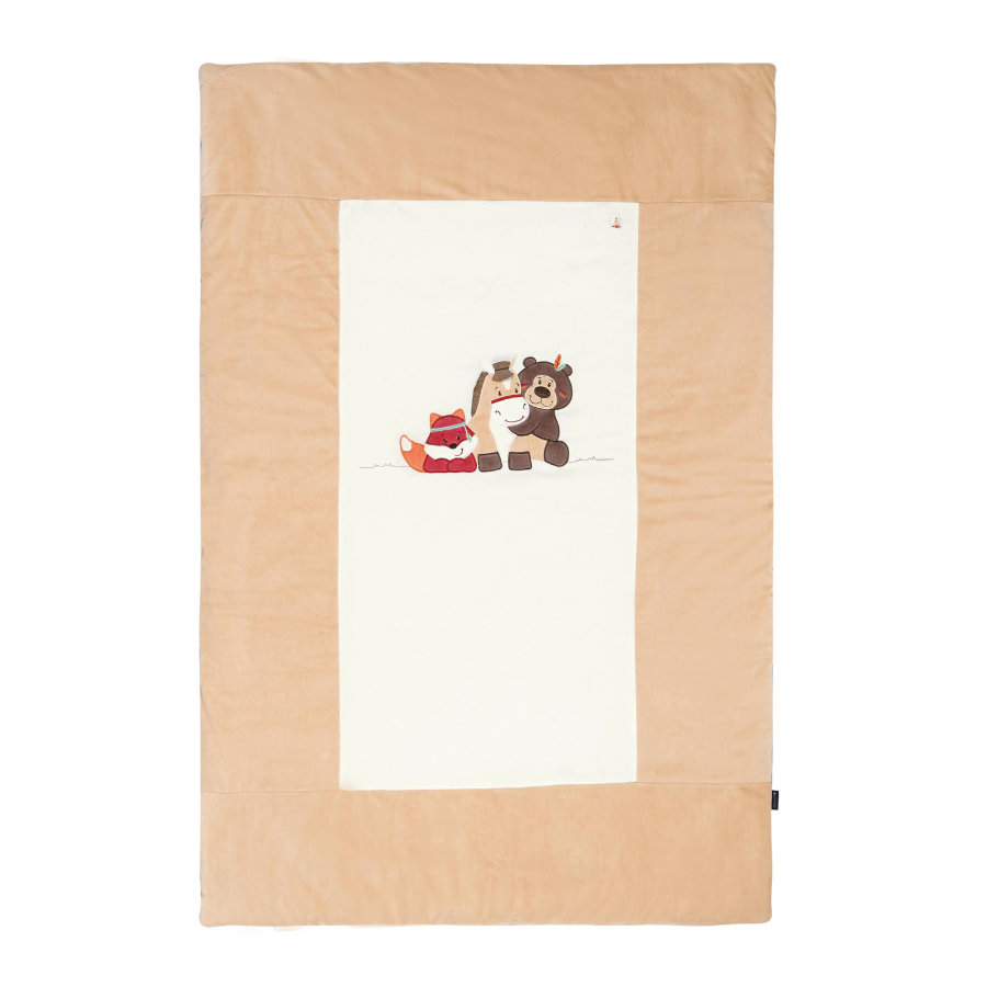 CANDIDE Copriletto / Coperta strisciante indiani