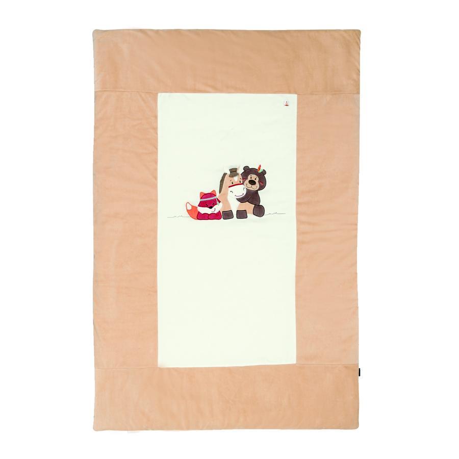 CANDIDE Couvre lit / Couverture d'éveil Indien | roseoubleu.fr