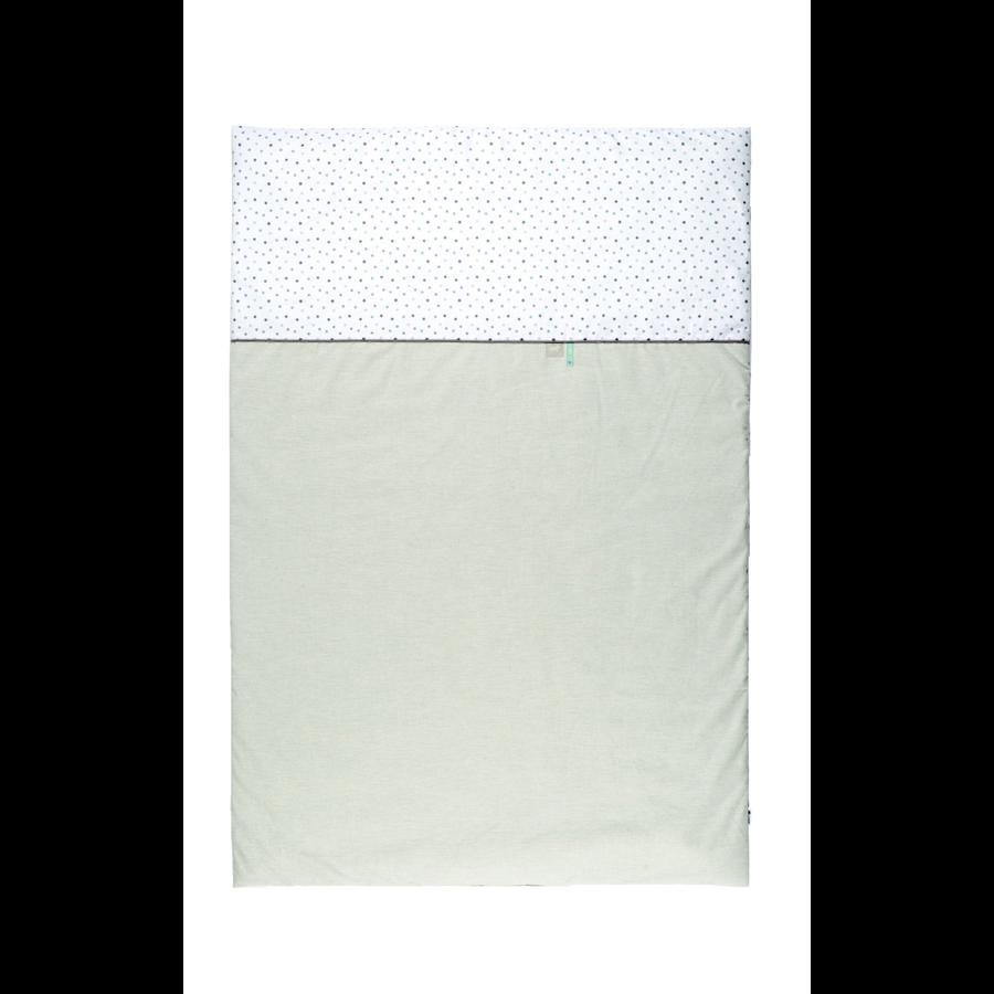 CANDIDE Couvre-lit / Couverture d'éveil Mon petit manège