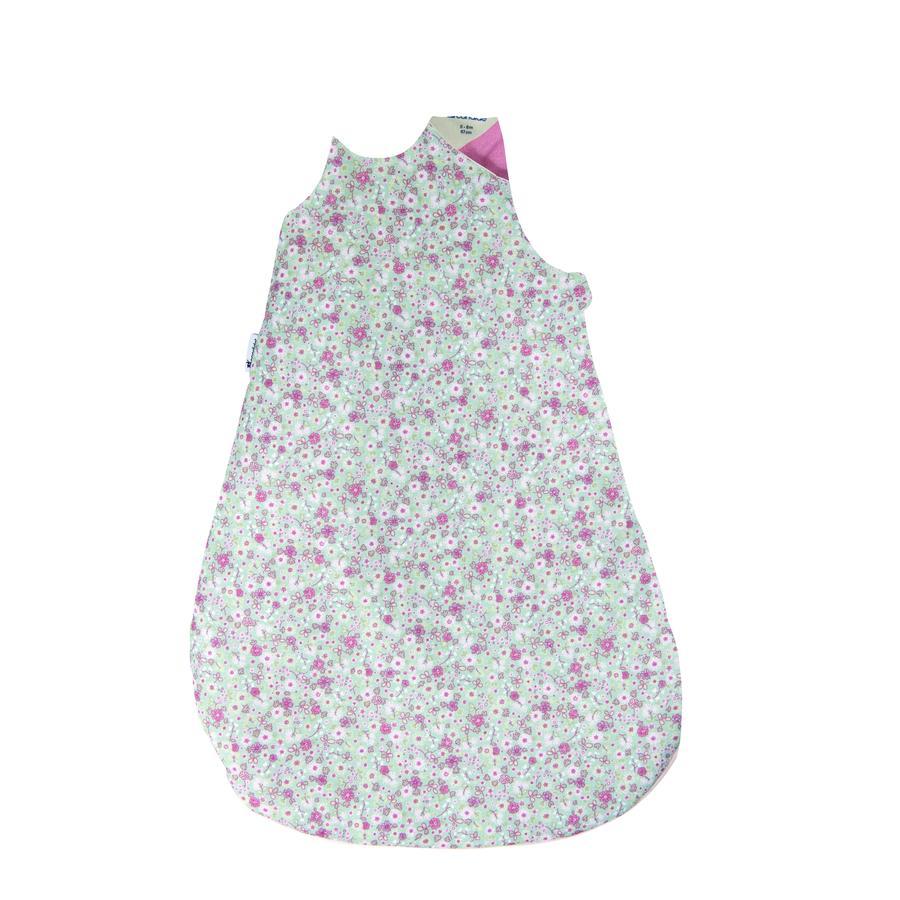 CANDIDE Babyschlafsack meine hübsche Blume 72 cm