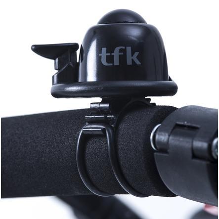 TFK Universalringklocka svart
