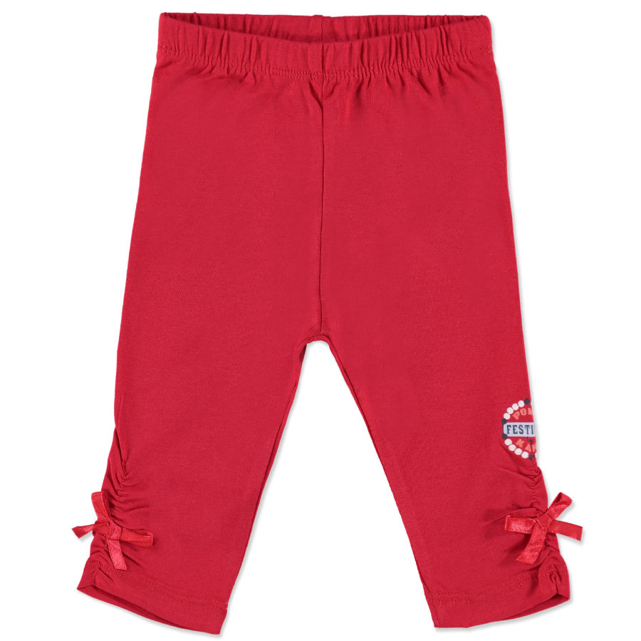 KANZ Girls Mini Leginsy red