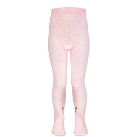 STEIFF Girls Mini Strumpfhose DOTS rosé
