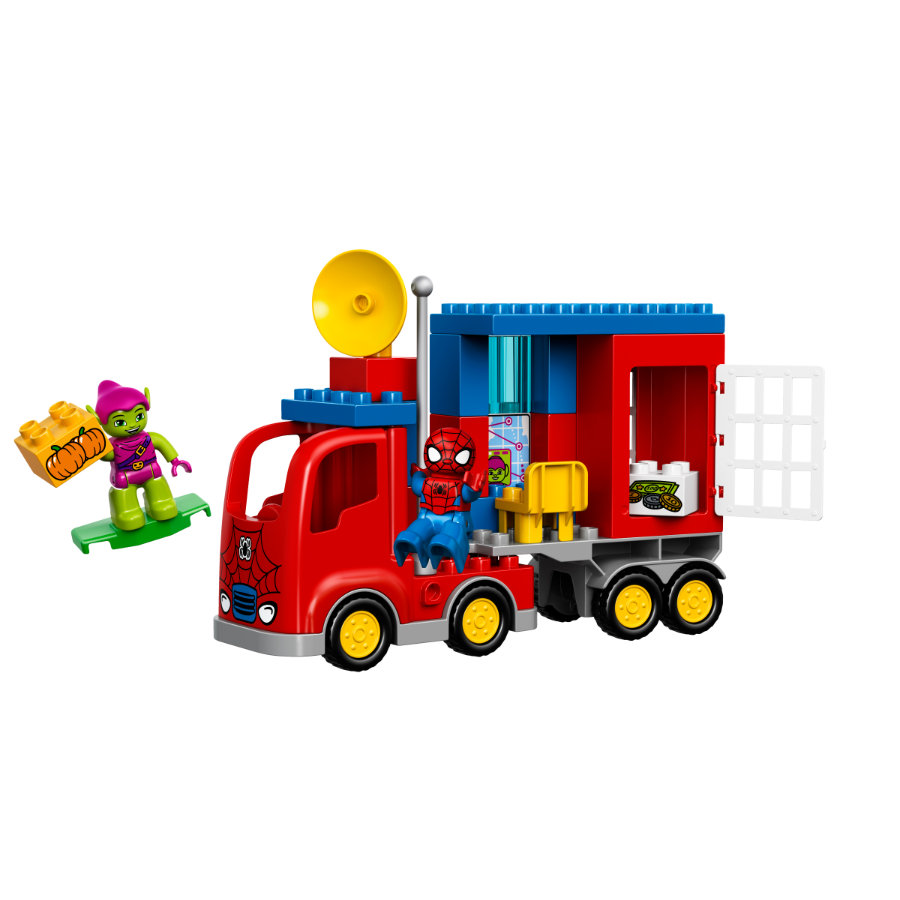 LEGO® DUPLO® Spiderman™ Spider Truck Adventure 10608
