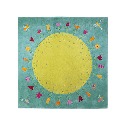 HABA Teppich Blumenplanet 2973