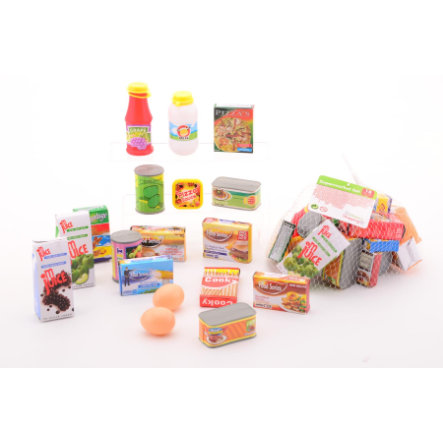 JOHNTOY Home and Shopping - Supermarkt accessoires 18 Stuk