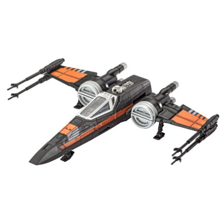 REVELL Poe's X-wing Fighter 06750