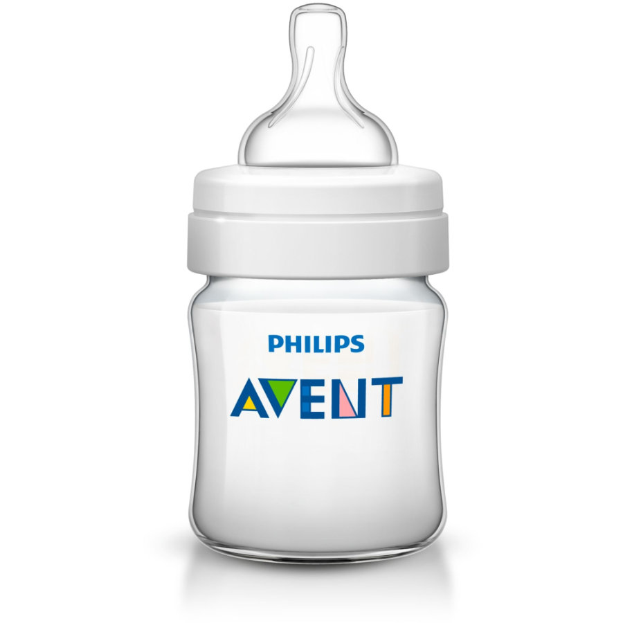 Philips AVENT SCF563/17 Anti-Kolik Flaske Klassik 125ml