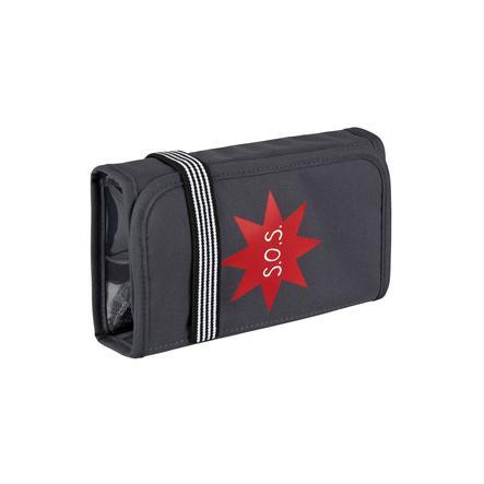 LÄSSIG First Aid Kit S.O.S ebony schwarz