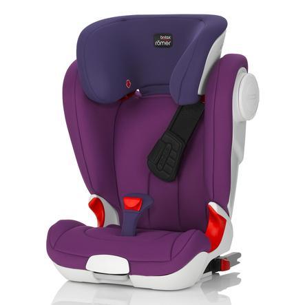 Britax Römer Kindersitz Kidfix II XP SICT Mineral Purple