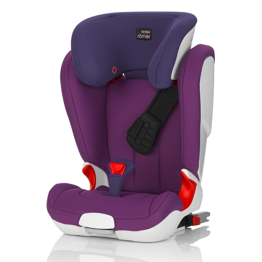 Britax Römer Kindersitz Kidfix II XP Mineral Purple