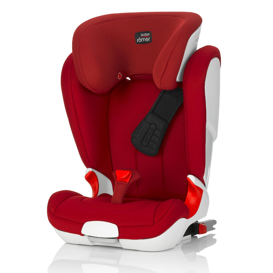 Britax Römer Kindersitz Kidfix II XP Flame Red