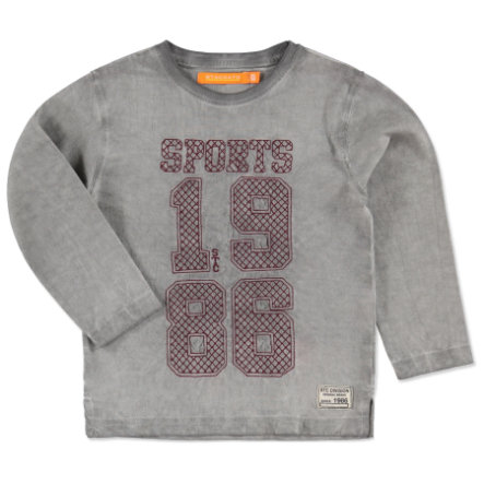 Staccato Boys Kids Longsleeve anthra