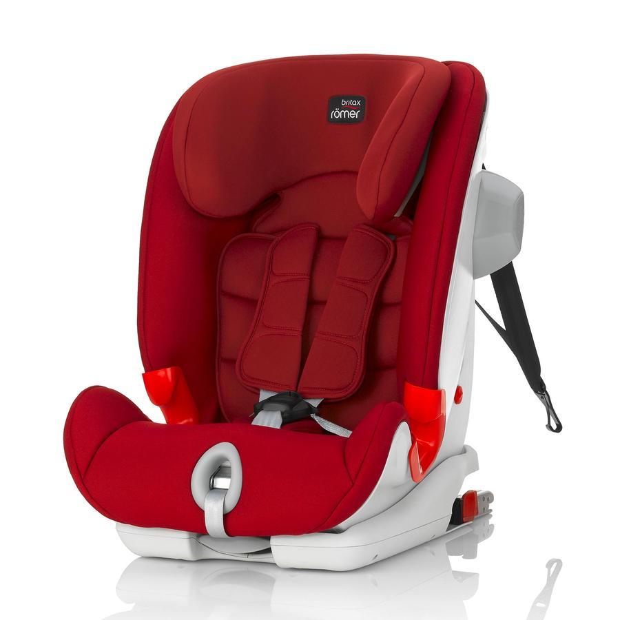 Britax Römer Kindersitz Advansafix II SICT Flame Red