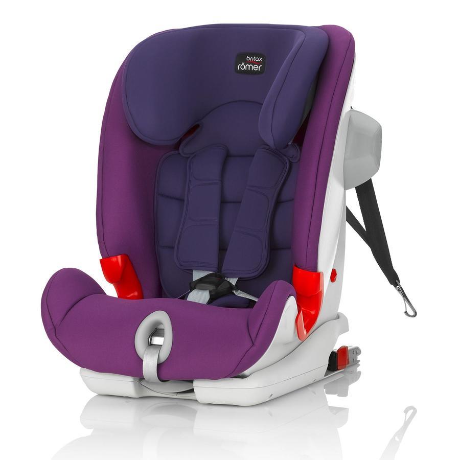 Britax Römer Kindersitz Advansafix II SICT Mineral Purple