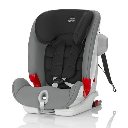 Britax Römer Kindersitz Advansafix II SICT Steel Grey